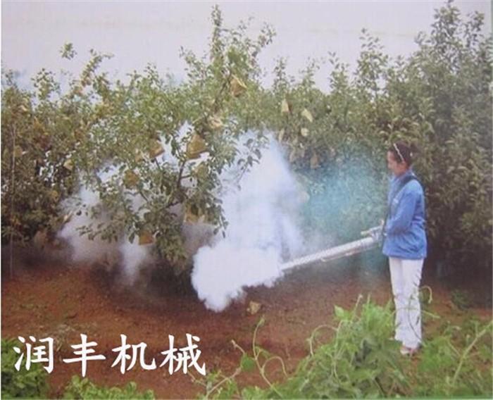 武夷山汽油大功率脉冲弥雾机武夷山一键启动大棚果园弥雾机