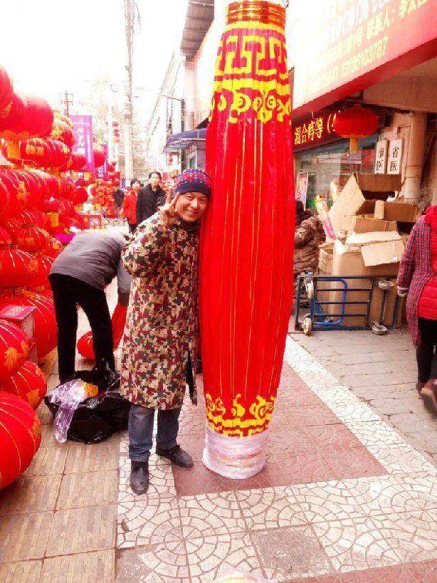 西安花灯 出售陕西新品竹编灯笼