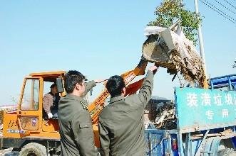 榆林垃圾清运:专业的垃圾清运外运