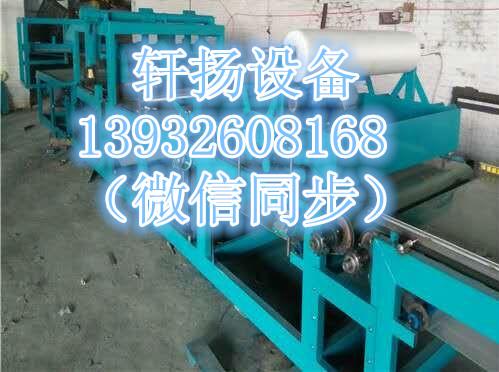 宁德A级外墙岩棉复合板设备产品内部结构图