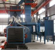 大丰机电设备公道的钢材预处理配件出售 钢材预处理线图片