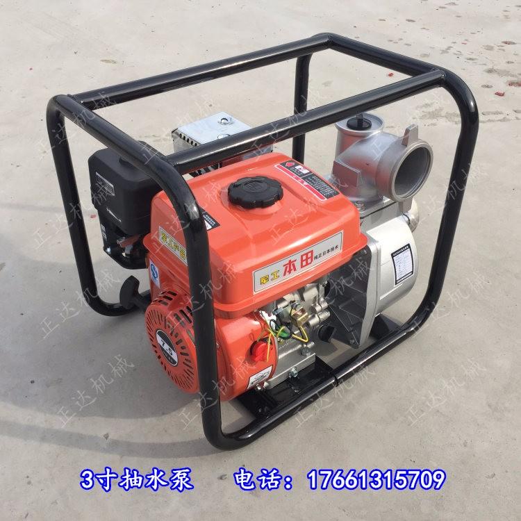 崇左柴油抽水泵高扬程抽水机