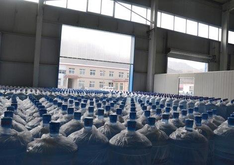 潍坊口碑好的桶装水厂家 青州桶装水