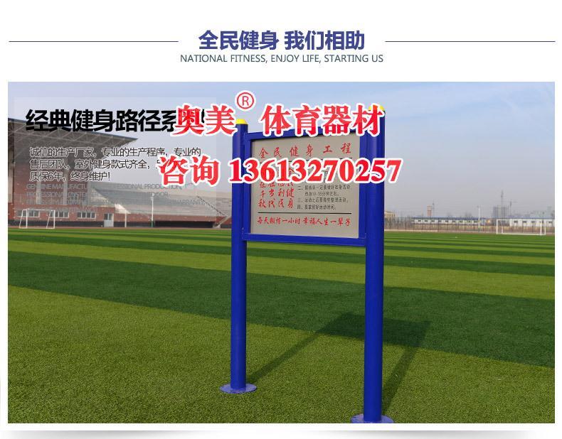 阳江阳东县 广场体育器材