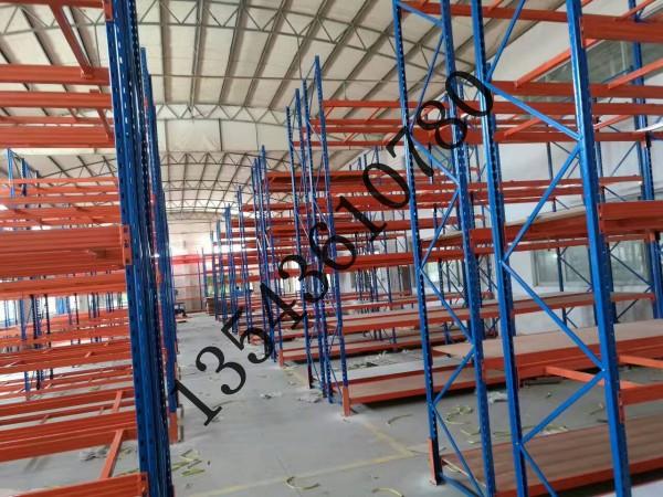 佛山中型仓库货架(每层受力200kg)顺德伦教仓储货架厂家订制仓库货架