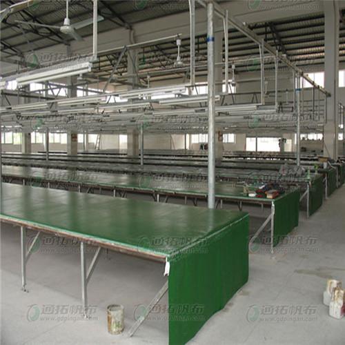 根据自己要求尺寸定制印花台皮 通拓印花台皮厂