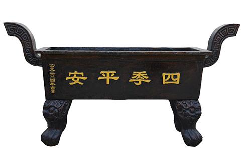 咸阳祠堂香炉供应厂家