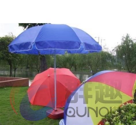 昆明防紫外线太阳伞定做、昆明涂胶大伞厂家、昆明涂银胶折叠大伞制作厂