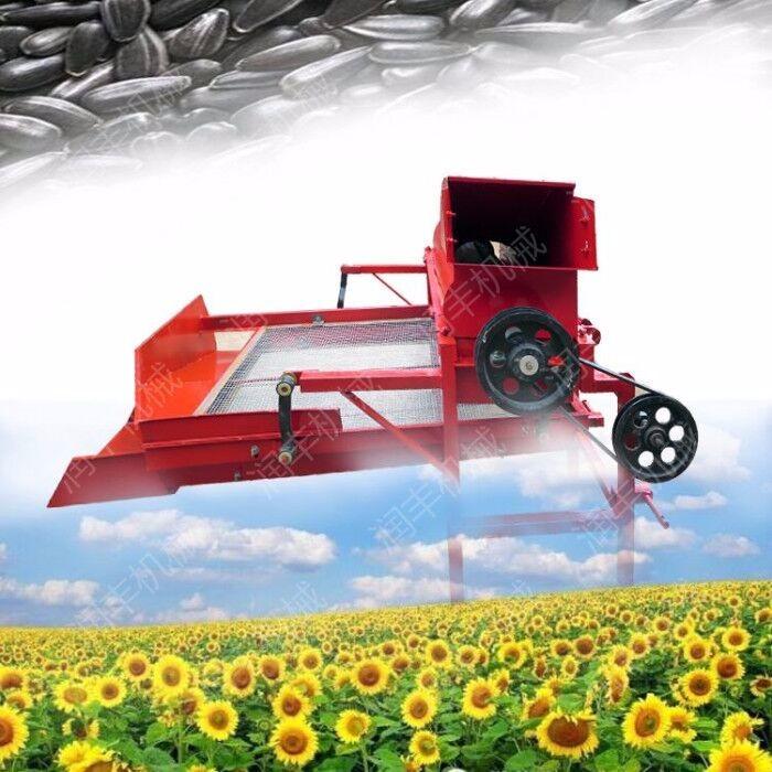 崇左质量有保证的油葵脱粒机崇左农民都爱用的大型油葵脱粒机