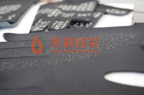 苏州手套硅胶印花  手套硅胶印花加工