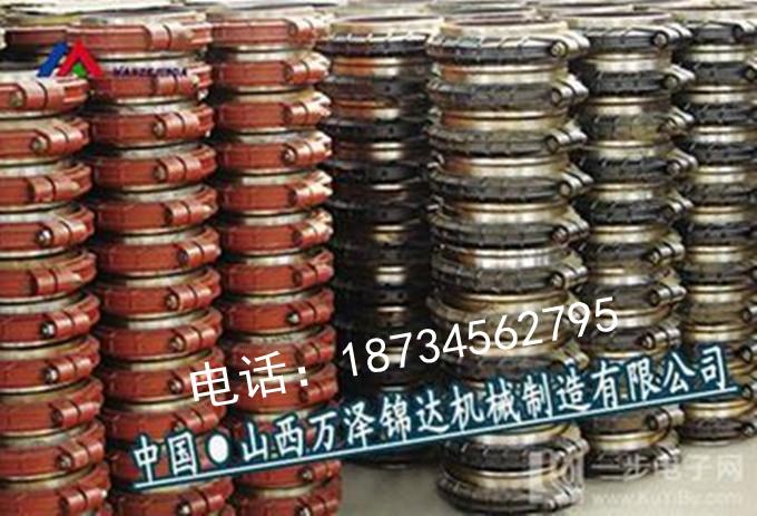 云南昭通DN159矿用对焊式高压卡箍矿用16公斤快速接头