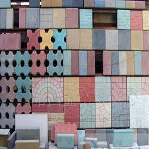 供兰州彩砖和甘肃人行道彩砖质量优