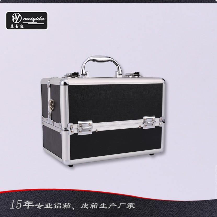 美易达化妆箱(MYD Case) 带锁手提 manbetx登陆大量生产