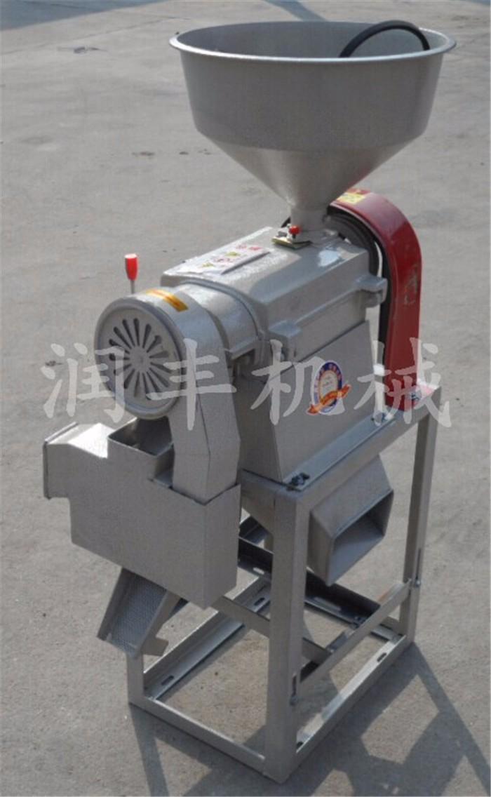 任丘多功能高产量碾米机任丘质量靠得住的脱皮碾米机