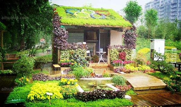 承建成都屋顶花园尚鼎丰农场价格优惠