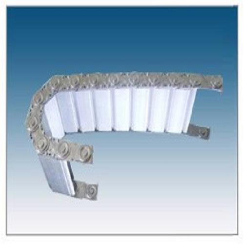 TL型钢铝拖链-全封闭钢铝拖链厂家-钢铝拖链报