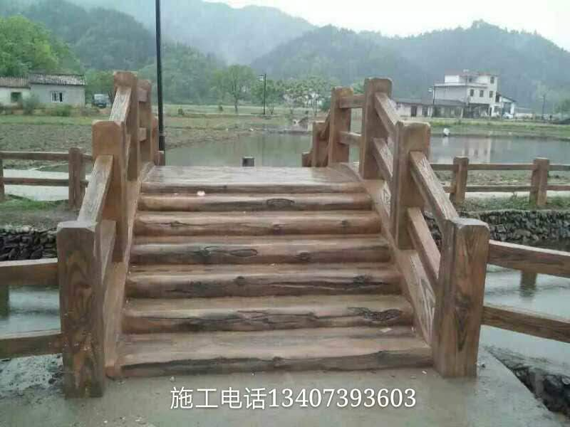 湖北省荆州市江陵塑石花架凉亭