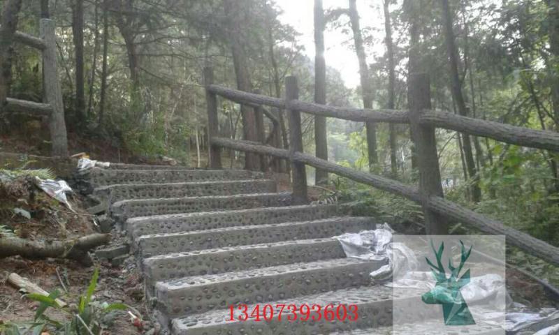 罗江仿木栏杆施工