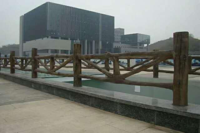 大理宾川县仿木栏杆施工
