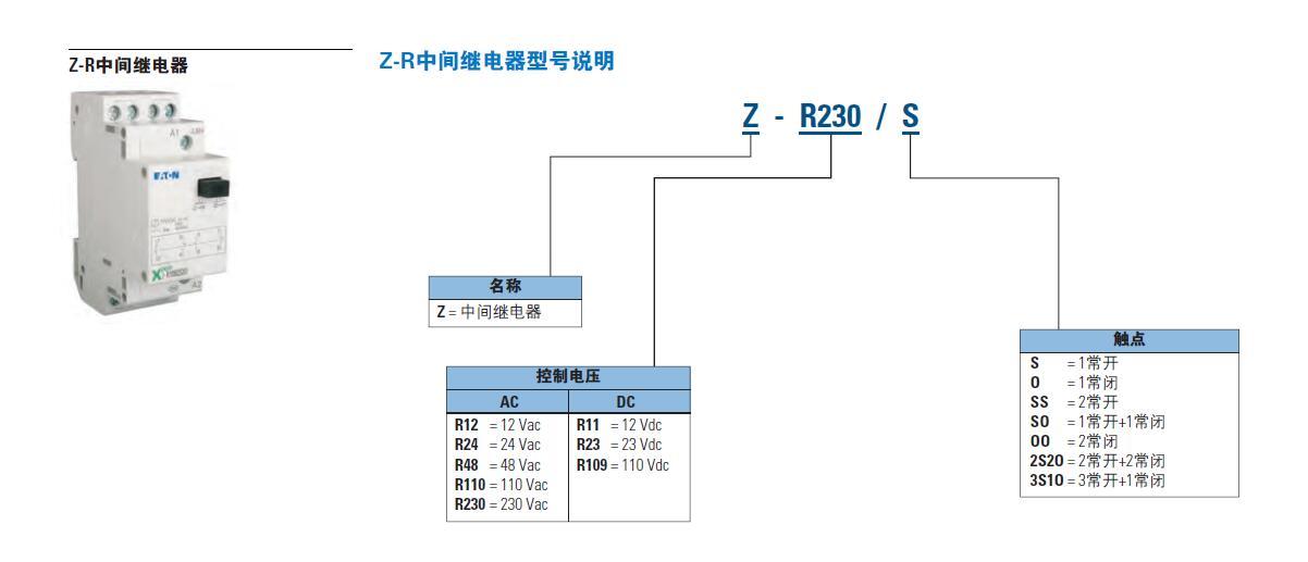 伊顿金钟穆勒西安FAZ-C321小型断路器中国区一级代理、陕西总代理