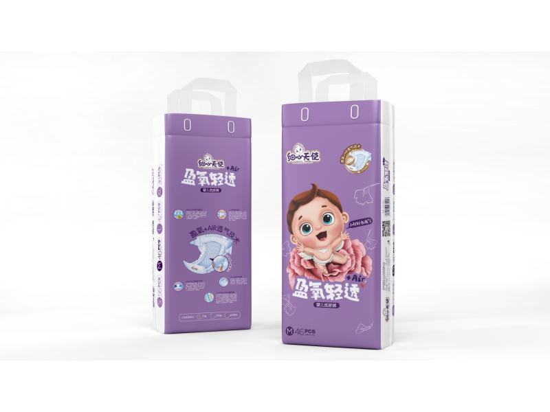 泉州专业婴儿纸尿裤、质量有保证:细心天使纸尿裤