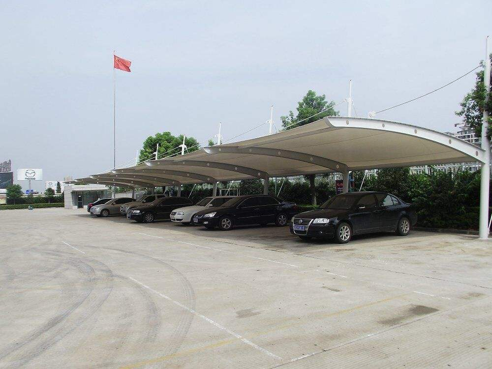 河北张家口怀安鼎盛景观膜结构停车棚有限公司全国各地有分部
