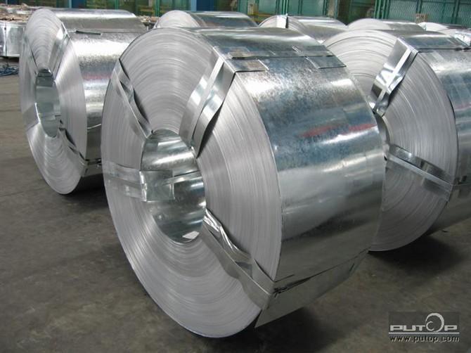 Q345B热镀锌带钢