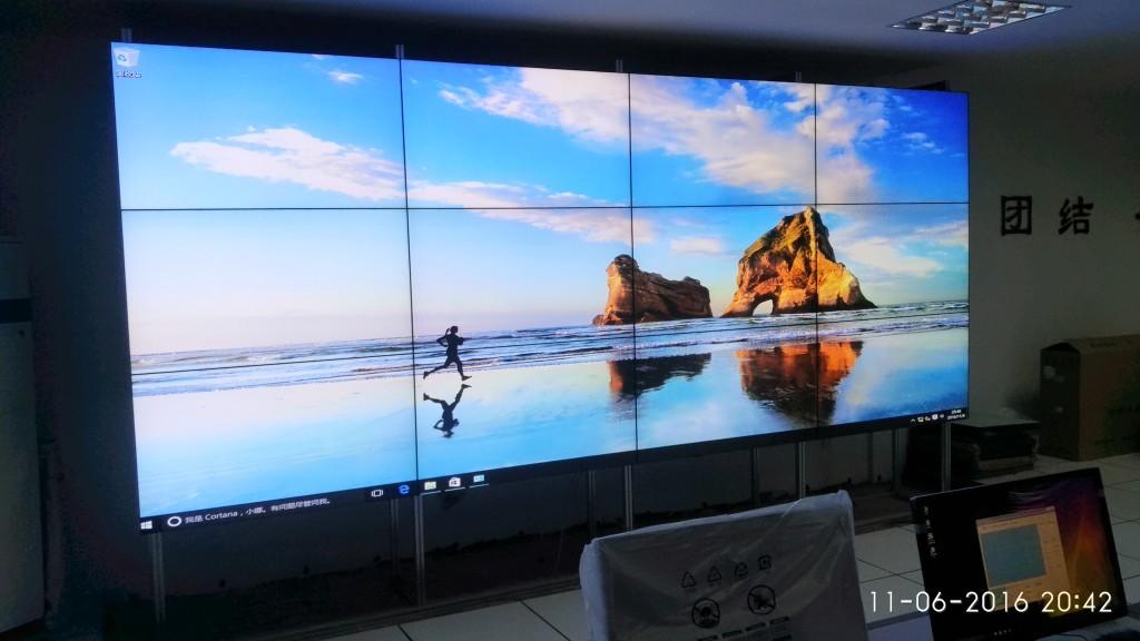 供应青岛拼接屏、55寸液晶拼接屏、青岛昶铭锦信息技术有限公司