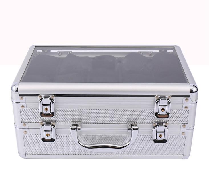 东莞厂家美易达手提多重锁ABS公文箱EVA模型保护性极强