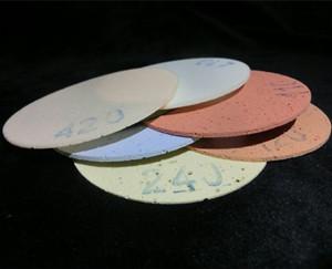 2mm/3mm/4mm白色抛光皮 聚氨酯抛光垫 可定制形状