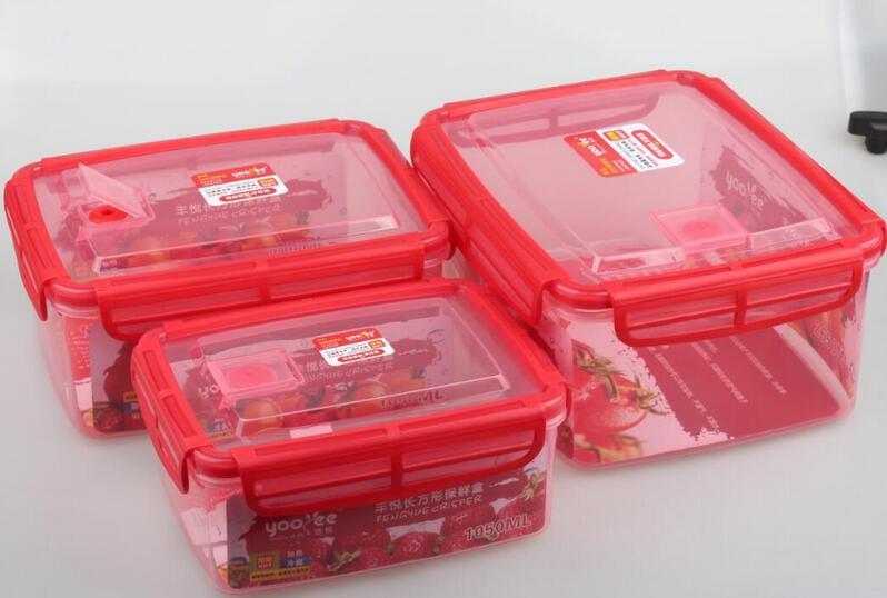 572丰悦长方形三套庄保鲜盒