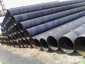 厂家求购防腐螺旋钢管价