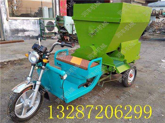 阜阳油电两用畜牧撒料车阜阳山东厂家优质撒料车型号