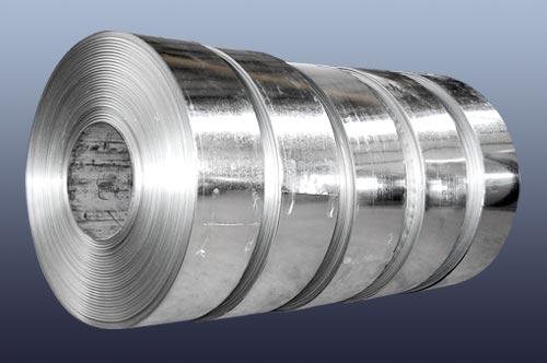 镀锌带钢、冷轧带钢