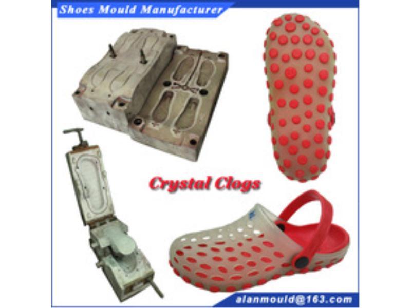 泉益模具-专业pvc水晶鞋模供应商:嘉兴pvc水晶鞋模