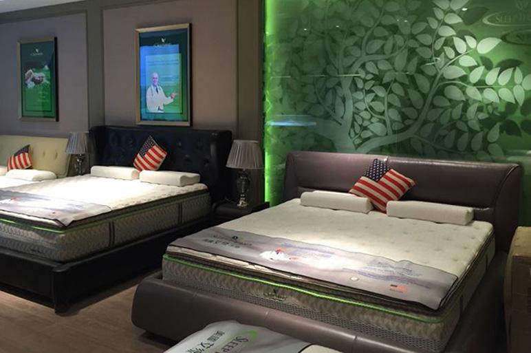 美国艾绿床垫高档床垫十大品牌
