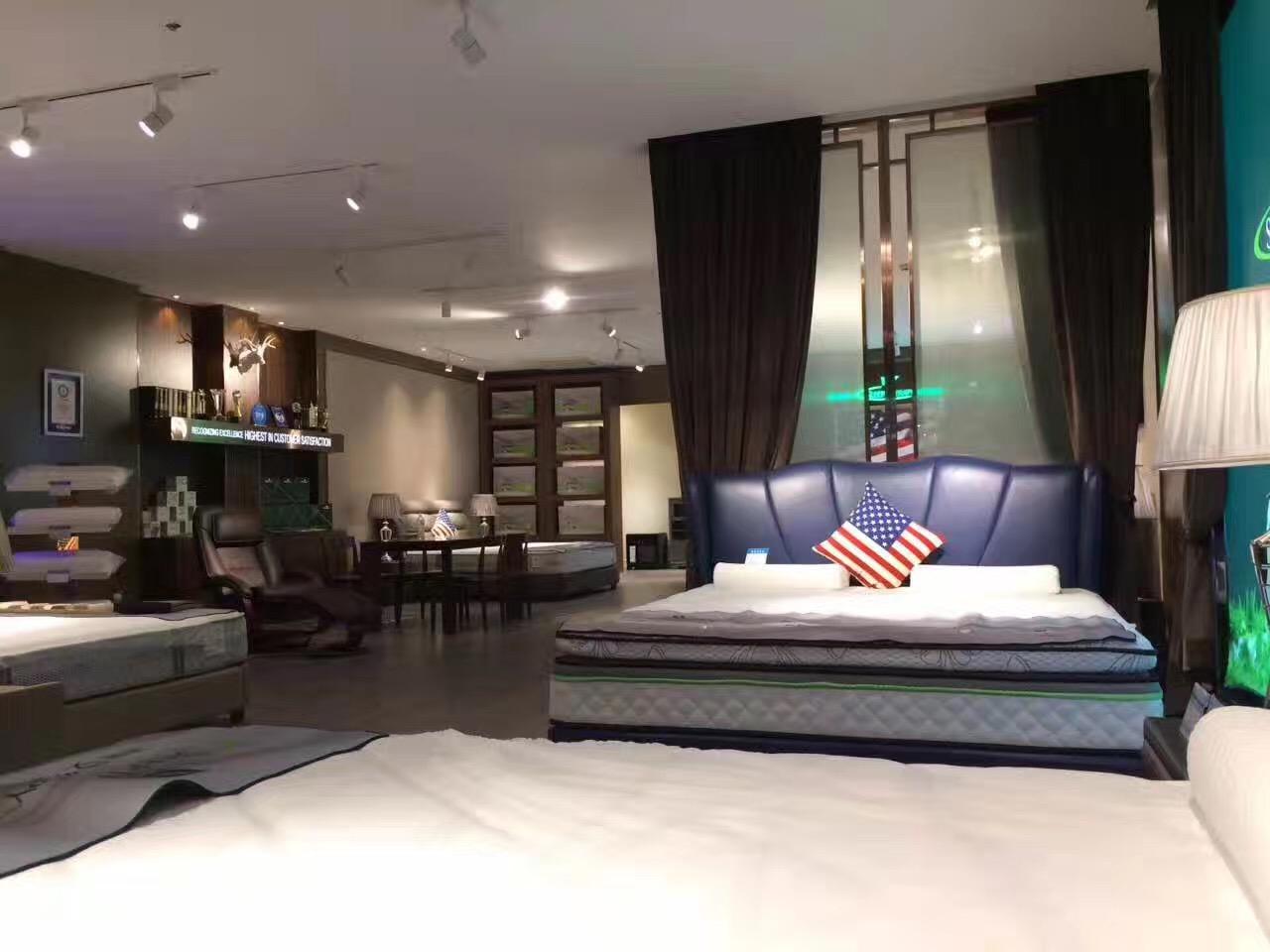 美国艾绿床垫高档床垫制造商