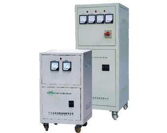 东莞科旺稳压器火花机专用三相380V自动稳压器