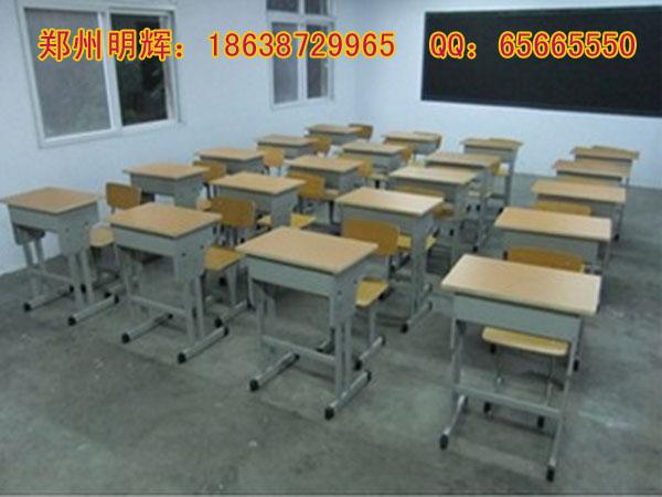 课桌凳定做、郑州学生课桌凳厂家、学生课桌凳定做