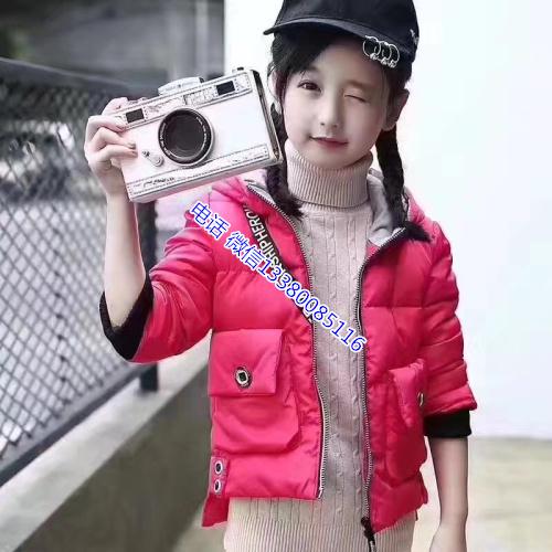 韩版棉衣棉袄外套广州沙河男童棉衣棉袄虎门童装棉袄尾货