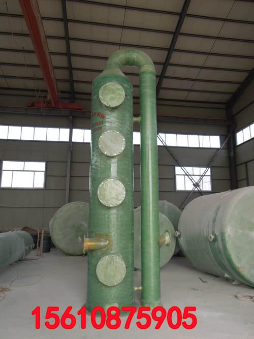 无锡砖厂锅炉脱硫塔生产