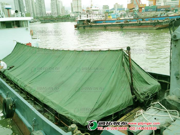 东莞通拓专业生产船用篷布-老品牌领跑者
