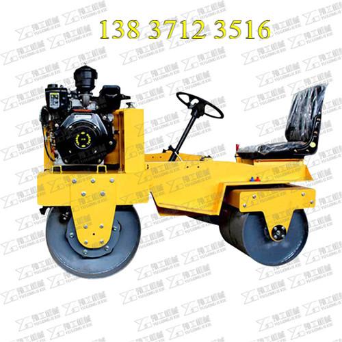 郴州柴油座驾式压路机型号