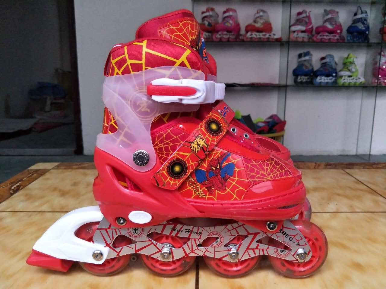 惠州专业级的迪士尼儿童溜冰鞋鞋供销、抢手的儿童轮滑鞋 轮滑鞋厂家