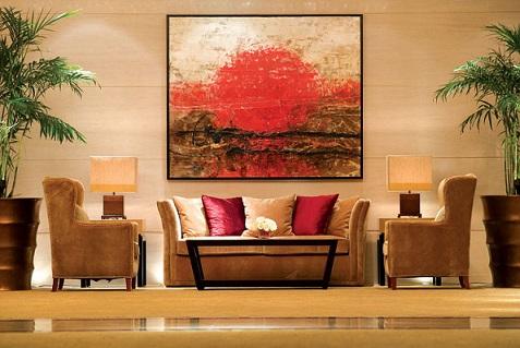 酒店陈设艺术品定制设计之装饰画定制设计