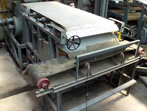 陕西煤泥专用脱水机过滤工艺方便、可灵活组装