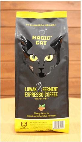 速溶发酵咖啡