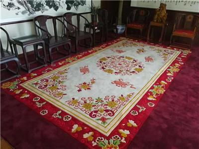 郑州手工地毯价格 定做家用地毯 办公方块地毯价格 郑州地毯厂