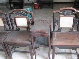 上海老红木家具回收价格