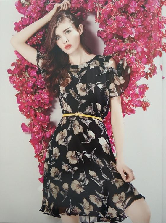 夏季款女装批发时尚服装市场品牌女装厂家直销货源